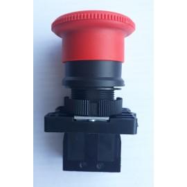 Przycisk bezpieczeństwa awaryjny grzybek 10A 400V