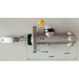 Pompa hamulcowa, sprzęgła 13C0600 (22559930)